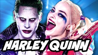 Suicide Squad WTF is Harley Quinn and Batman v Superman Easter Eggs