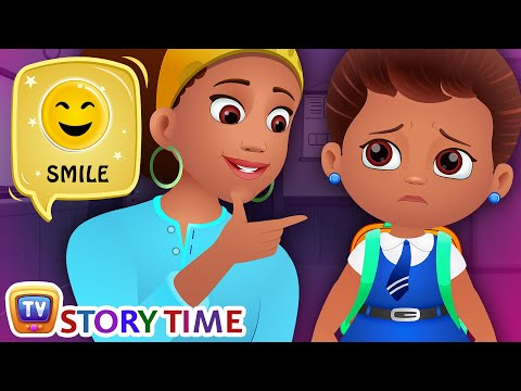 Olivia's New School - Good Habits Bedtime Stories & Moral Stories for Kids - ChuChu TV