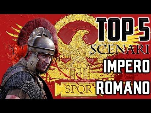 top 5 scenari! se l'impero romano non fosse mai caduto