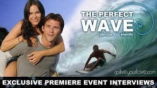 Nonton The Perfect Wave - Cast & Crew Interviews + Audience Reactions Film Subtitle Indonesia Streaming Movie Download