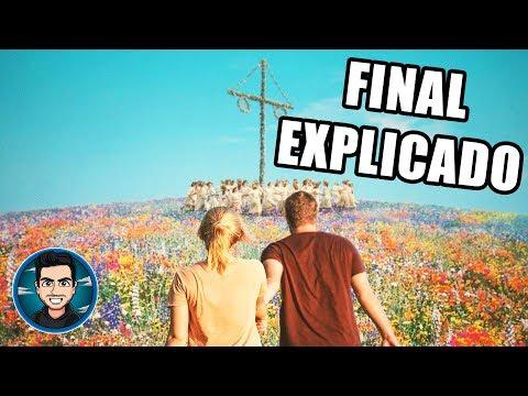 Final Explicado De Midsommar (2019)
