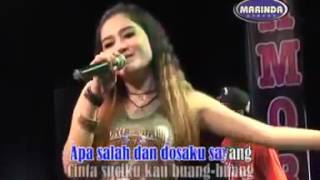 Nella kharisma Jaran Goyang-Marinda Record