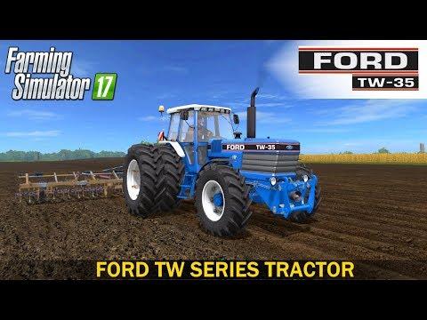 Ford TW Pack v1.2.0