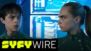 Director Luc Besson thinks so. Listen to why - it'll make sense. Plus: Cara Delevigne and Dane DeHaan discuss challenges of working with green screen.►►Subscribe To SYFY Wire: http://po.st/SubscribeSYFYWireMore About Valerian and the City of a Thousand Planets:Valerian and the City of a Thousand Planets (French: Valérian et la Cité des mille planètes) is an upcoming English-language French science fiction action film written and directed by Luc Besson and co-produced by Besson and his wife Virginie Besson-Silla. The film is based on the French science fiction comics series Valérian and Laureline, written by Pierre Christin and illustrated by Jean-Claude Mézières. It stars Dane DeHaan as Valerian and Cara Delevingne as Laureline, with Clive Owen, Rihanna, Ethan Hawke, Herbie Hancock, Kris Wu and Rutger Hauer in supporting roles.SYFY WIRE is a fan-first genre news and editorial destination dedicated to covering science fiction and nerd culture across TV, Film, Books, Comics, space and technology with up-to-the-minute news, in-depth analysis and content that drives conversation and debate.Visit SYFYWIRE.com: po.st/SYFYWIREFind SYFYWIRE on Facebook: po.st/LikeSYFYWIREFollow SYFYWIRE on Twitter: po.st/FollowSYFYWIREValerian and the City of a Thousand Planets is Just Like Los Angeles  SYFY WIREhttps://www.youtube.com/channel/UC985XM8r_uh-_znGrj8HG9w