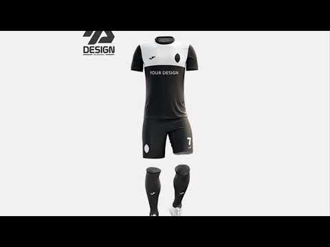 Photoshop CS6 Free Download – Football Kit Mockup