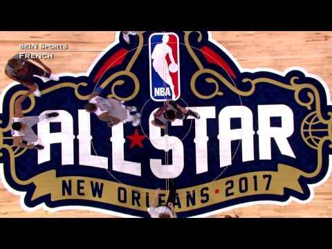 2017 NBA All-Star Game Heard Around the World (видео)