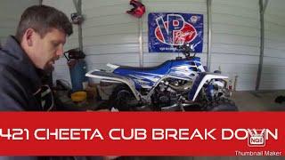 1. 100 hp banshee breakdown