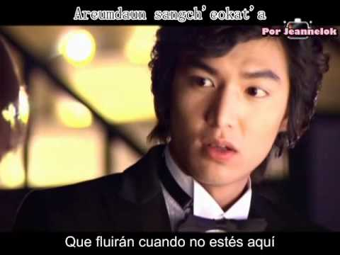 SS501 - Because I'm Stupid (Boys Over Flowers OST) Subtitulada.avi