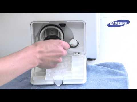 comment nettoyer interieur machine a laver le linge la. Black Bedroom Furniture Sets. Home Design Ideas