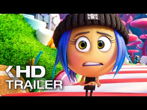 The Emoji Movie NEW Clips & Trailer (2017)