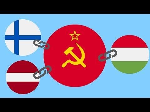 Кто мог бы войти в СССР ? (видео)