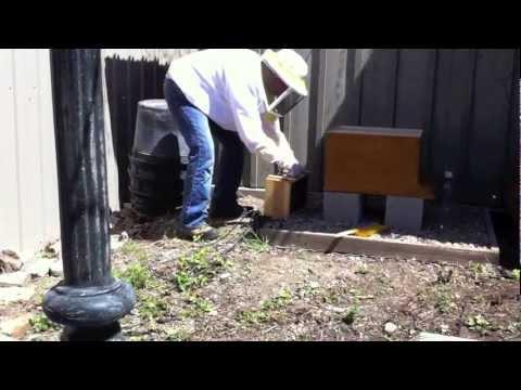 Backyard Beekeeper Part 1: Hiving