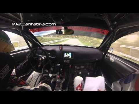 Rallye de Llanes 2013 | Pernía - García | Scratch en Nueva - Labra