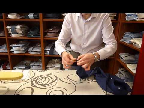 Repasser efficacement une chemise - Tutoriel Men's Code