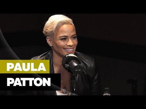 Paula Patton Addresses BF Rumors + Reveals She Secretly Wrote For Robin Thicke!
