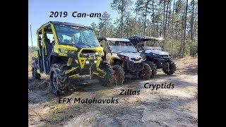 9. EFX Motohavoks vs Cryptids vs Zillas - 2019 Canam vs Honda