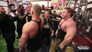Video 225 Bench Competition Bodybuilders Vs. Football Players MP3, 3GP, MP4, WEBM, AVI, FLV Desember 2018