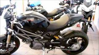 1. 2012 Ducati Monster 1100  EVO 100 Hp 220 Km/h 136 mph  * see also Playlist
