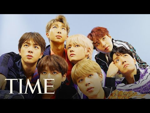 BTS On Their New Album, Reveals Who Has The Best Dance Moves & More | TIME 100 | TIME