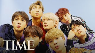 Video BTS On Their New Album, Reveals Who Has The Best Dance Moves & More | TIME 100 | TIME MP3, 3GP, MP4, WEBM, AVI, FLV April 2019