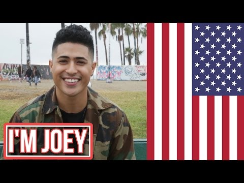 I'm Joey   Continuum   Introducing Ourselves! Youtube Boyband
