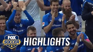 SV Darmstadt 98 vs. Monchengladbach | 2015-16 Bundesliga Highlights by FOX Soccer