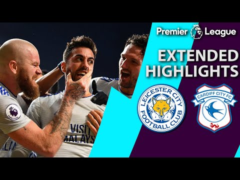 Video: Leicester City v. Cardiff City | PREMIER LEAGUE EXTENDED HIGHLIGHTS | 12/29/18 | NBC Sports