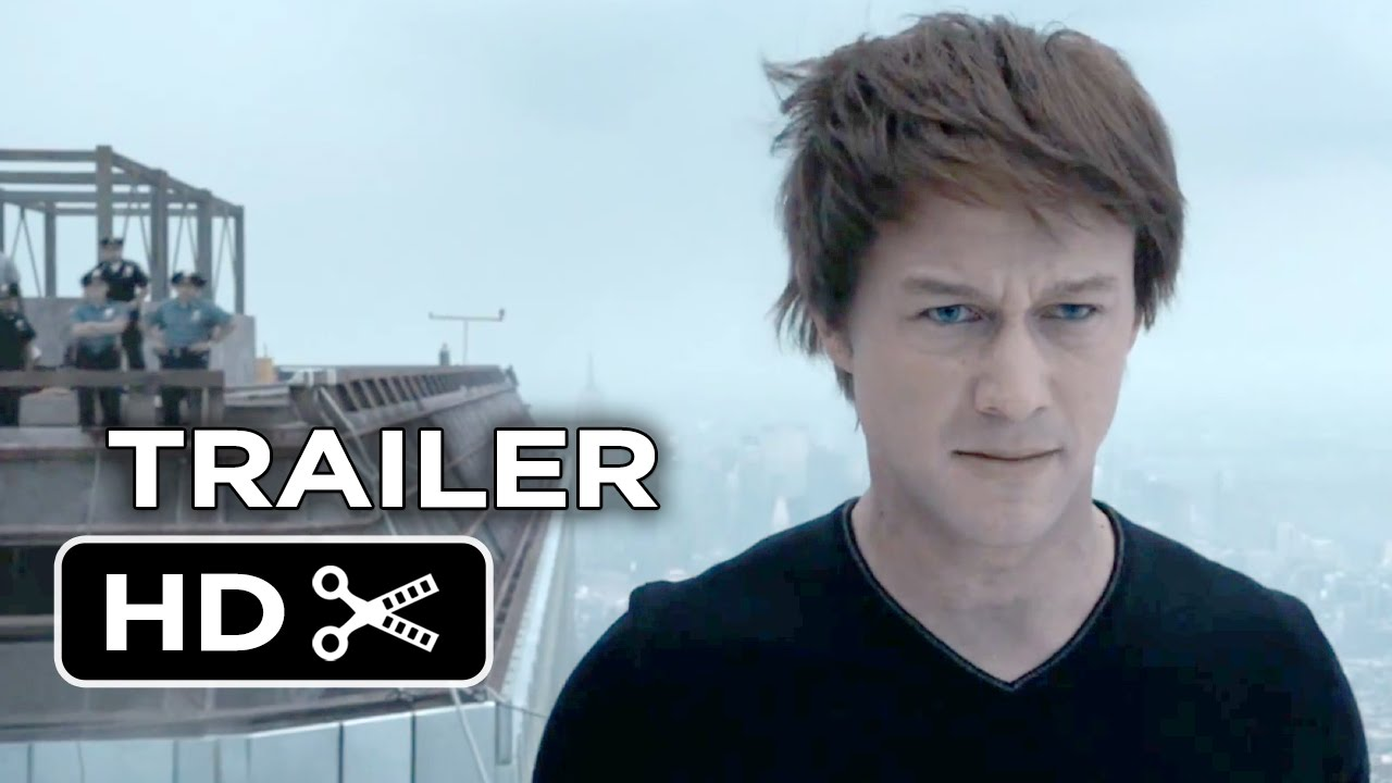 The Walk Official Official Trailer #1 (2015) – Joseph Gordon-Levitt Drama HD #Estrenos #Trailers