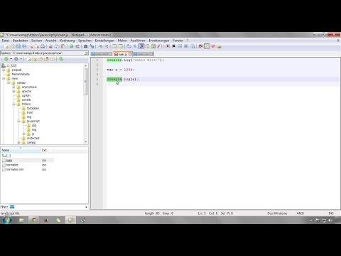 Ihr erstes Javascript-Programm | Moderne Webseiten entwickeln