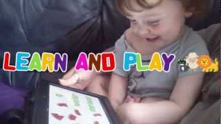 Learn & Play Demo Kids ABC 123 YouTube video