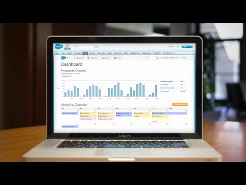 Industry Videos -  Lead Qualification: Salesforce Pardot Demo
