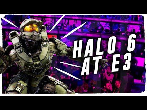 Halo 6 at E3 | Halo Battle Royale | Halo TV Show | MCC Update