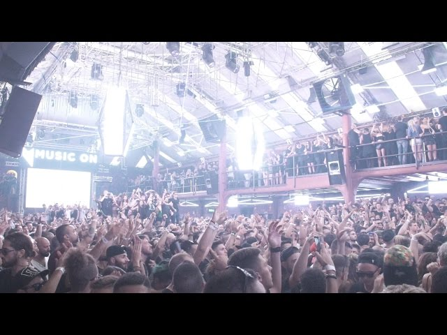 >Music On Closing Party @ Amnesia Ibiza 2016