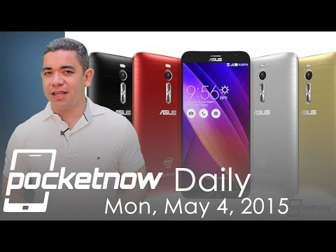 ASUS ZenFone 2 deals, iPhone China supremacy, Galaxy S6 camera & more – Pocketnow Daily
