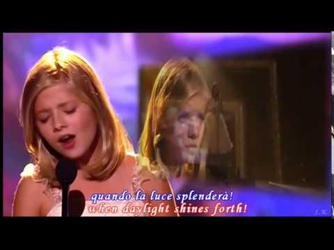 Soprano - Nessun Dorma - Lyrics