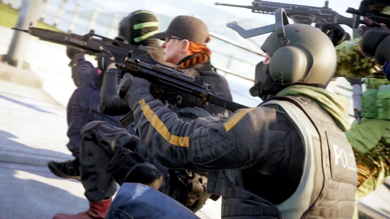 RAINBOW SIX SIEGE – FBI SWAT Trailer (PS4 / Xbox One) #VideoJuegos #Consolas