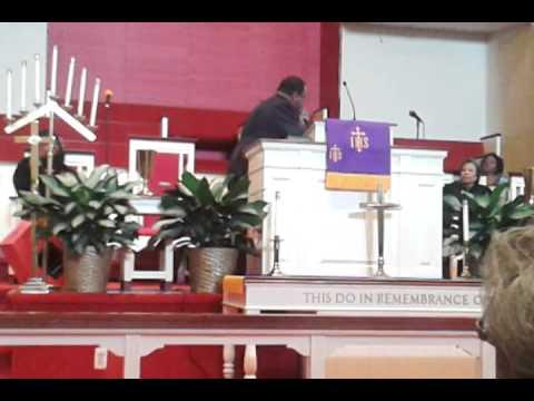 Pastor Eric Billips:
