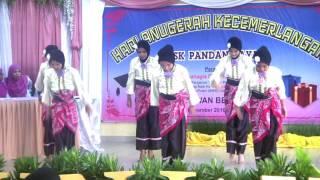 SKPJ 2016 Anugerah Kecemerlangan - Zapin