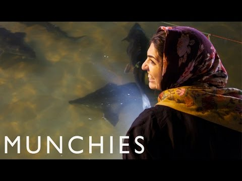 Beluga Caviar is Black Gold: MUNCHIES Guide to Tehran (Part 3/3)