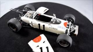 AUTOart Honda RA272 F1 Grand Prix Mexico