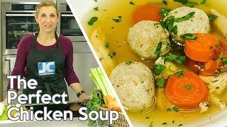 Video Recipe: The Perfect Chicken Soup | The Jewish Chronicle MP3, 3GP, MP4, WEBM, AVI, FLV Juni 2019