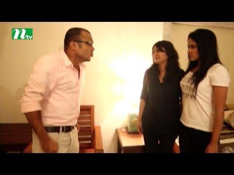 Bangla Drama Serial - Ochena Protibimbo | Episode 90 |  Mosharraf karim | Mishu sabbir | Vabna