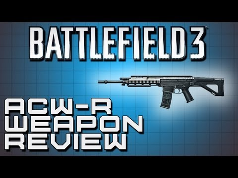 acw r - Welcome to our first review of a weapon from the brand new BF3 Expansion, Close Quarters. Today, we're looking at the ACW-R. Click the link below to go to a ...