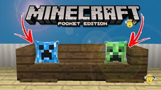 Video ⭐️Como fazer Sofá com Almofada #1 no Minecraft PE/PC MP3, 3GP, MP4, WEBM, AVI, FLV Mei 2019