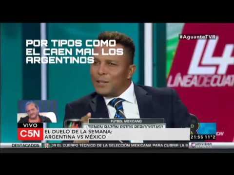 El duelo de la semana: Argentina vs México