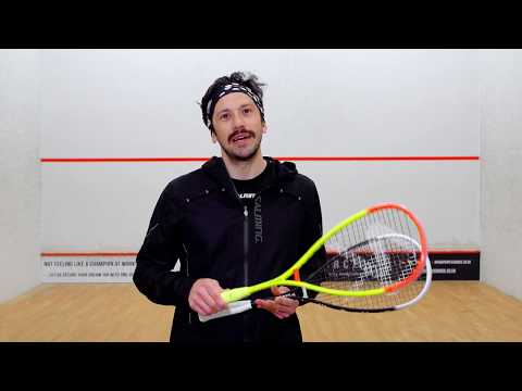 Squash challenge - Learn to improve your accuracy with the help of SquashSkills and SquashLevels