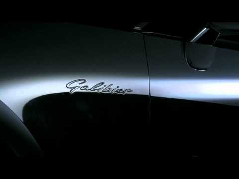 BUGATTI 16C Galibier   4 Door Concept | Promotional Video