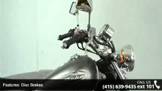 9. 2012 Honda Rebel 250 Only 118 Miles! - SF Moto - San Fran...