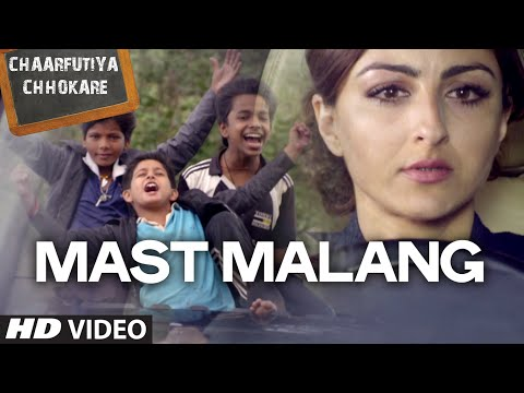 Mast Malang VIDEO Song - Chaarfutiya Chhokare - T-SERIES