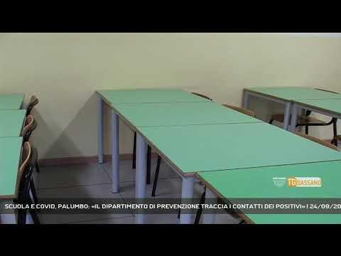 SCUOLA E COVID, PALUMBO: «IL DIPARTIMENTO DI PREVENZIONE TRACCIA I CONTATTI DEI POSITIVI»   24/09/20